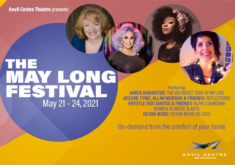 The May Long Festival: Festival Passes